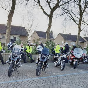 Avondtoertocht 5 april 2018
